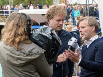 Foto's gemaakt door: RTV NOF