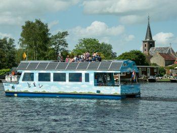 Foto's gemaakt door: F.H. de Vlas /It Fryske Gea
