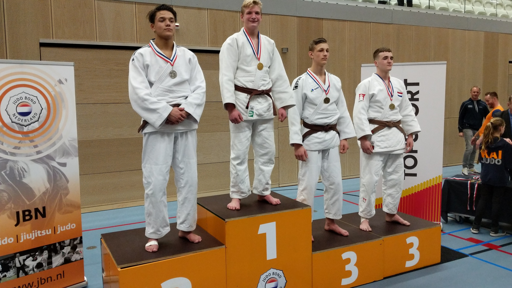 ba75e35a2ae Hessel Nicolai judo kampioen van Nederland - Tdiel NieuwsTdiel Nieuws