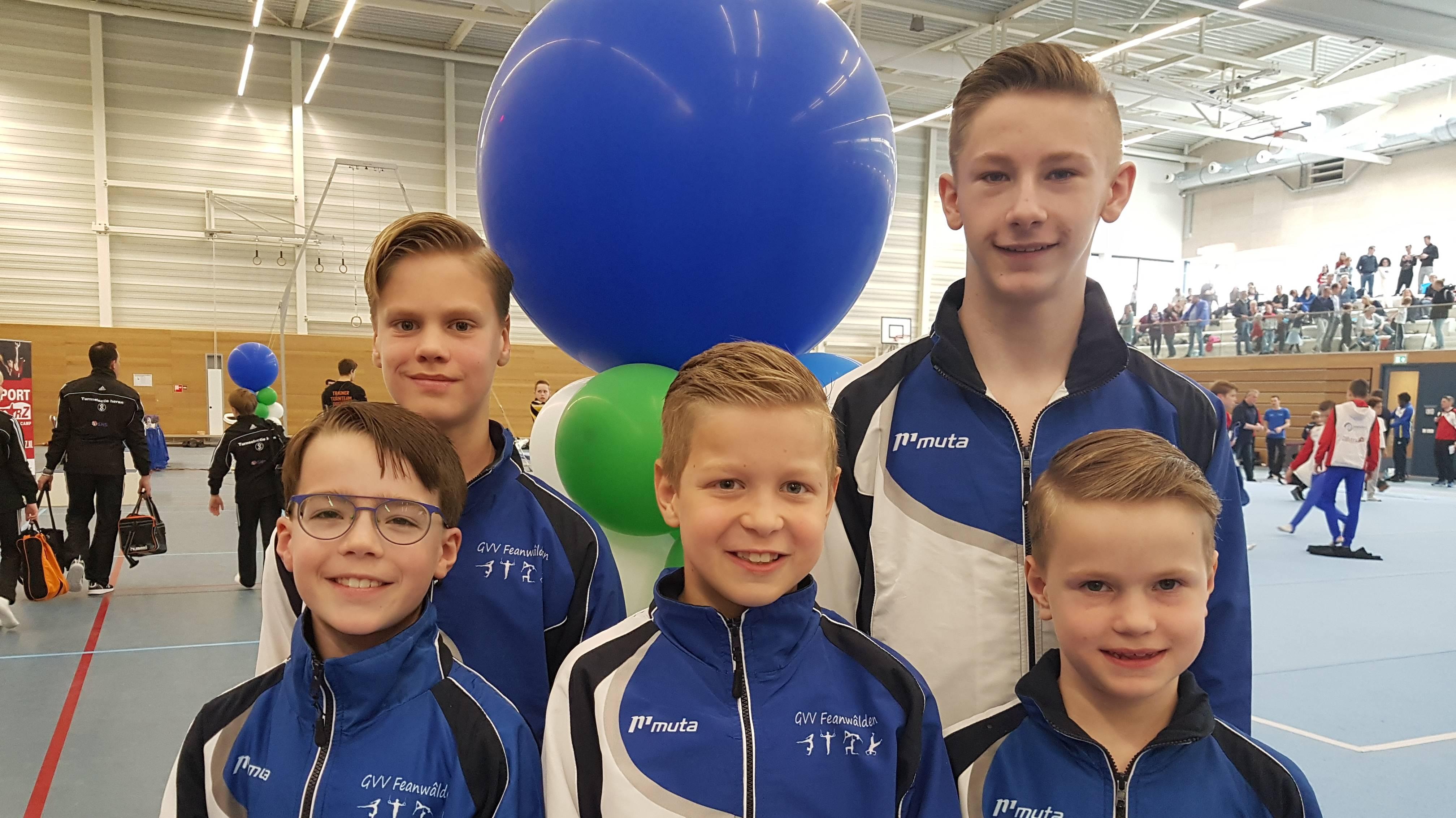 022c11a8a28 Jakob van der Wal turnt naar ticket voor de halve finale - Tdiel ...